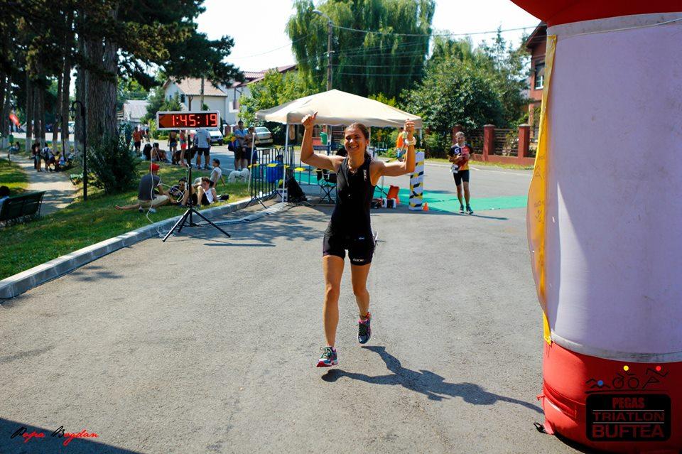 Dana Balmău: Ea este tipa de 52 de ani care te întrece la competiții!