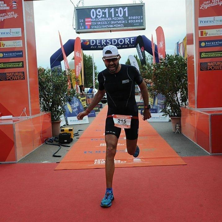 Răzvan Staicu: Singura persoană care mă încuraja şi  îmi spunea că voi bate recordul era Mihai Baractaru