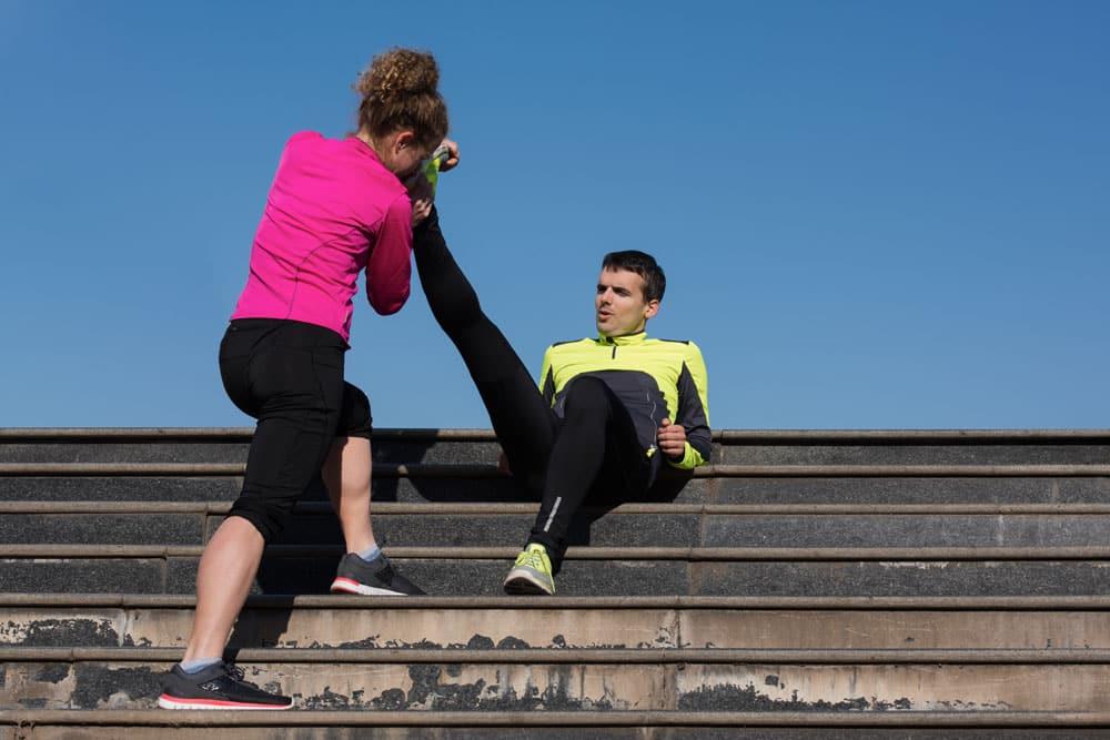 Accidentările în alergare. Opinia specialistului (II)