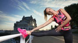"""Alexandra Stan, artist: """"Sportul îmi dă energie și inspirație!"""""""