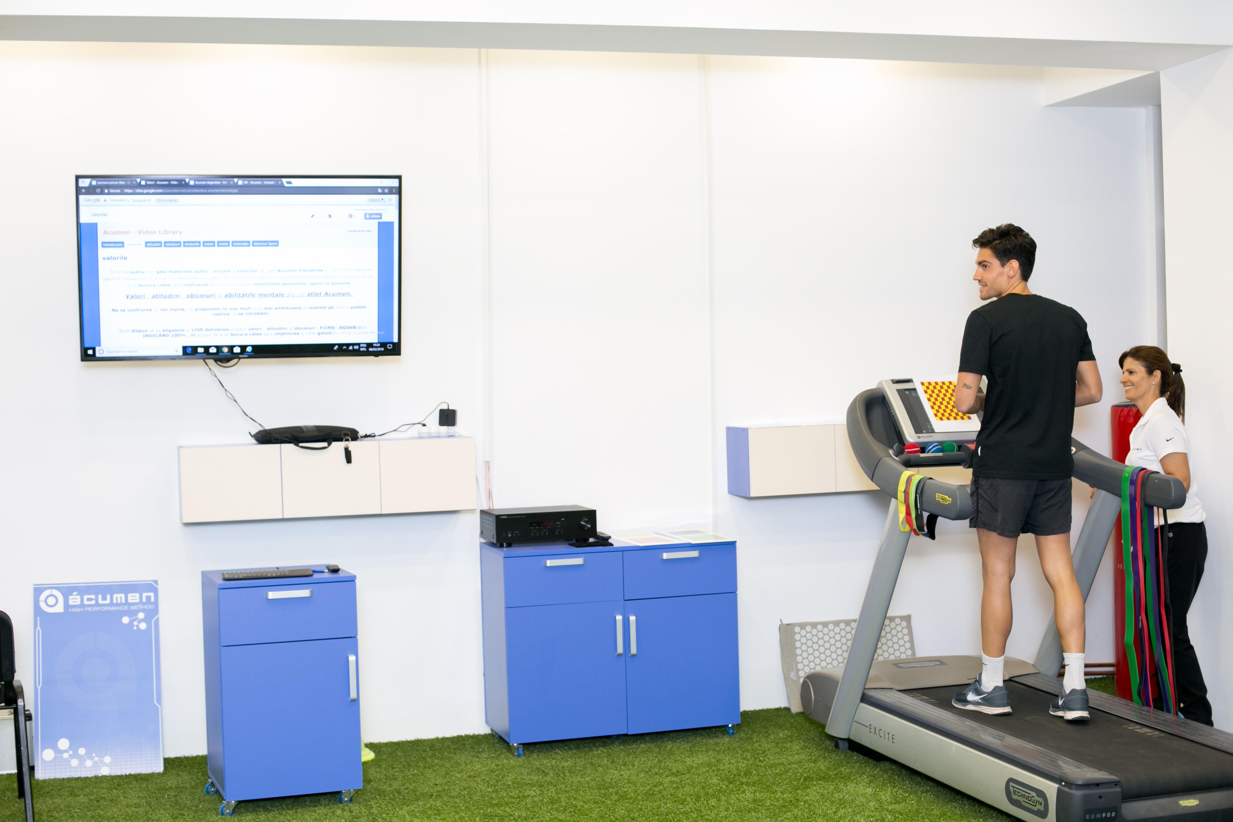 Centru nou pentru sportivii de performanță