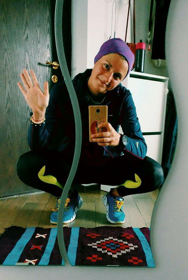 Eliza Angeli Cosman: Alergarea este un act de cunoaștere