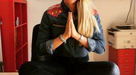 #yogalove: Respirația poate regla întreaga noastră existență