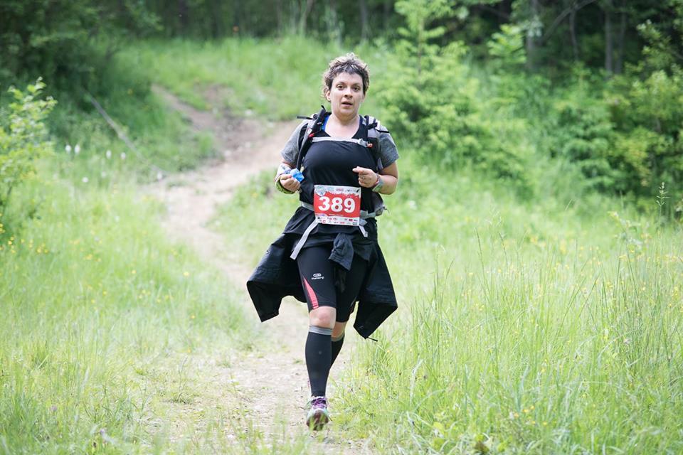 Roxana Siboiu: Aş înlocui studiul inconştientului cu alergarea ultra