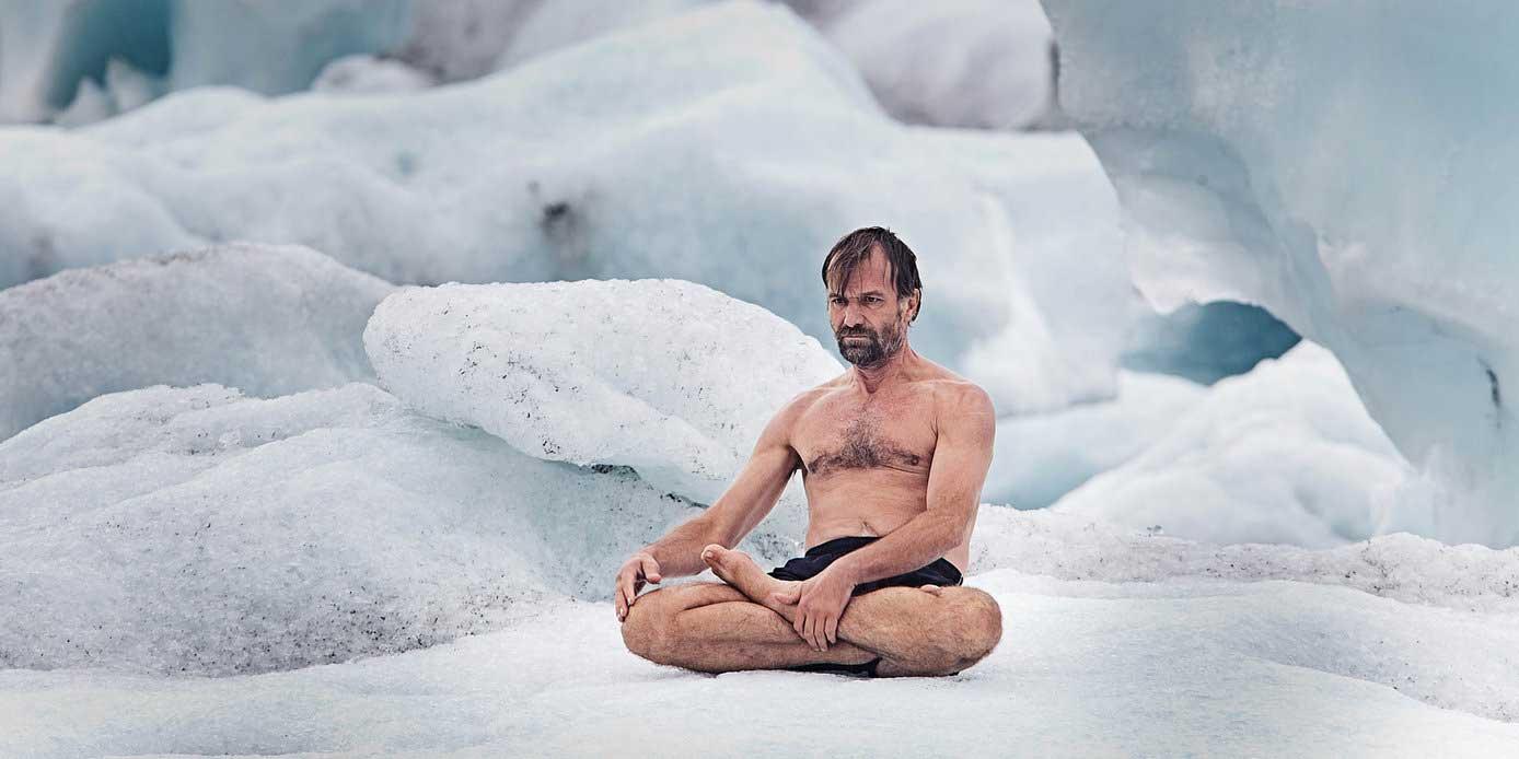 EXCLUSIV. Wim Hof, THE ICEMAN: Oricine își poate controla sistemul imunitar!