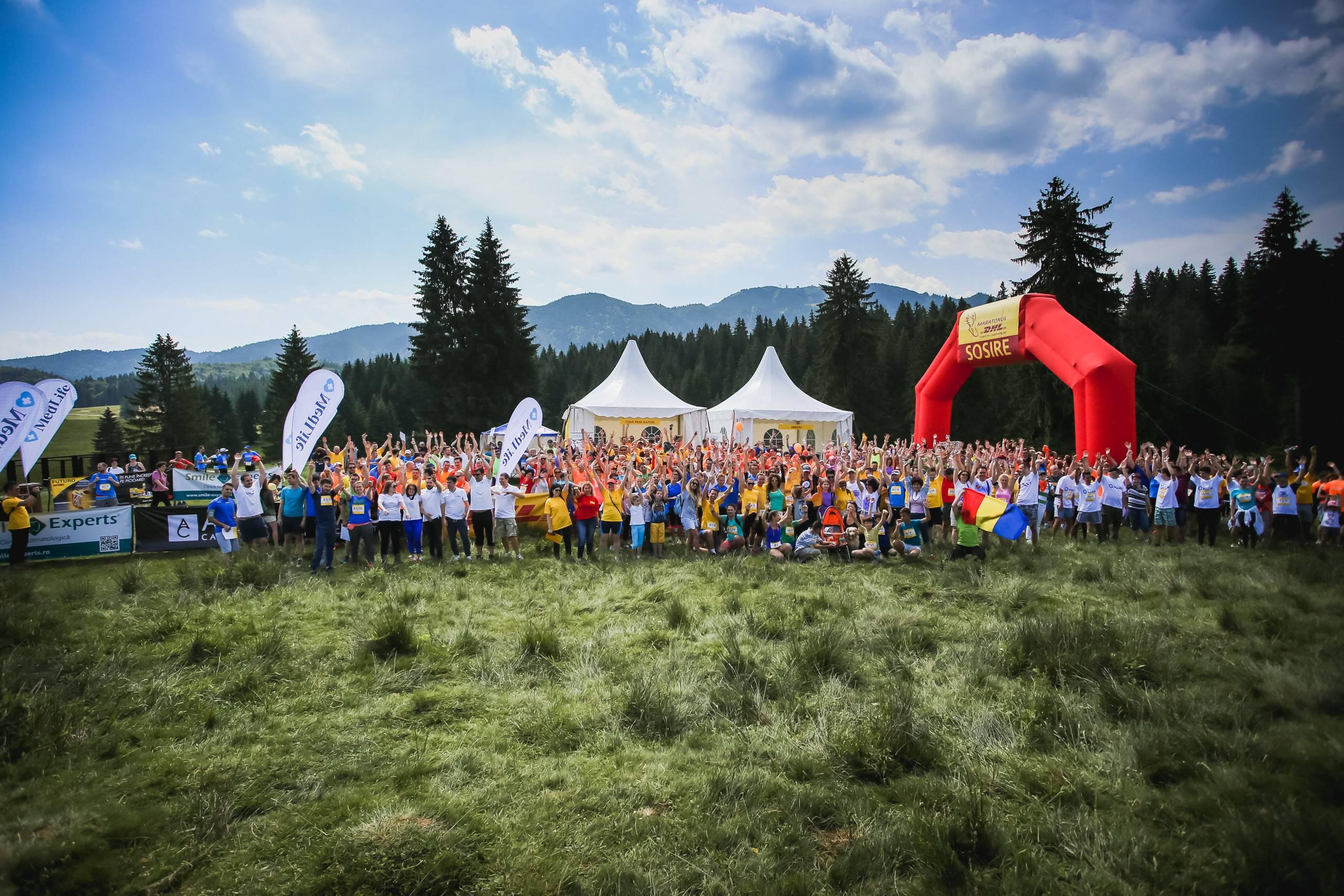 O nouă ediție DHL Marathon