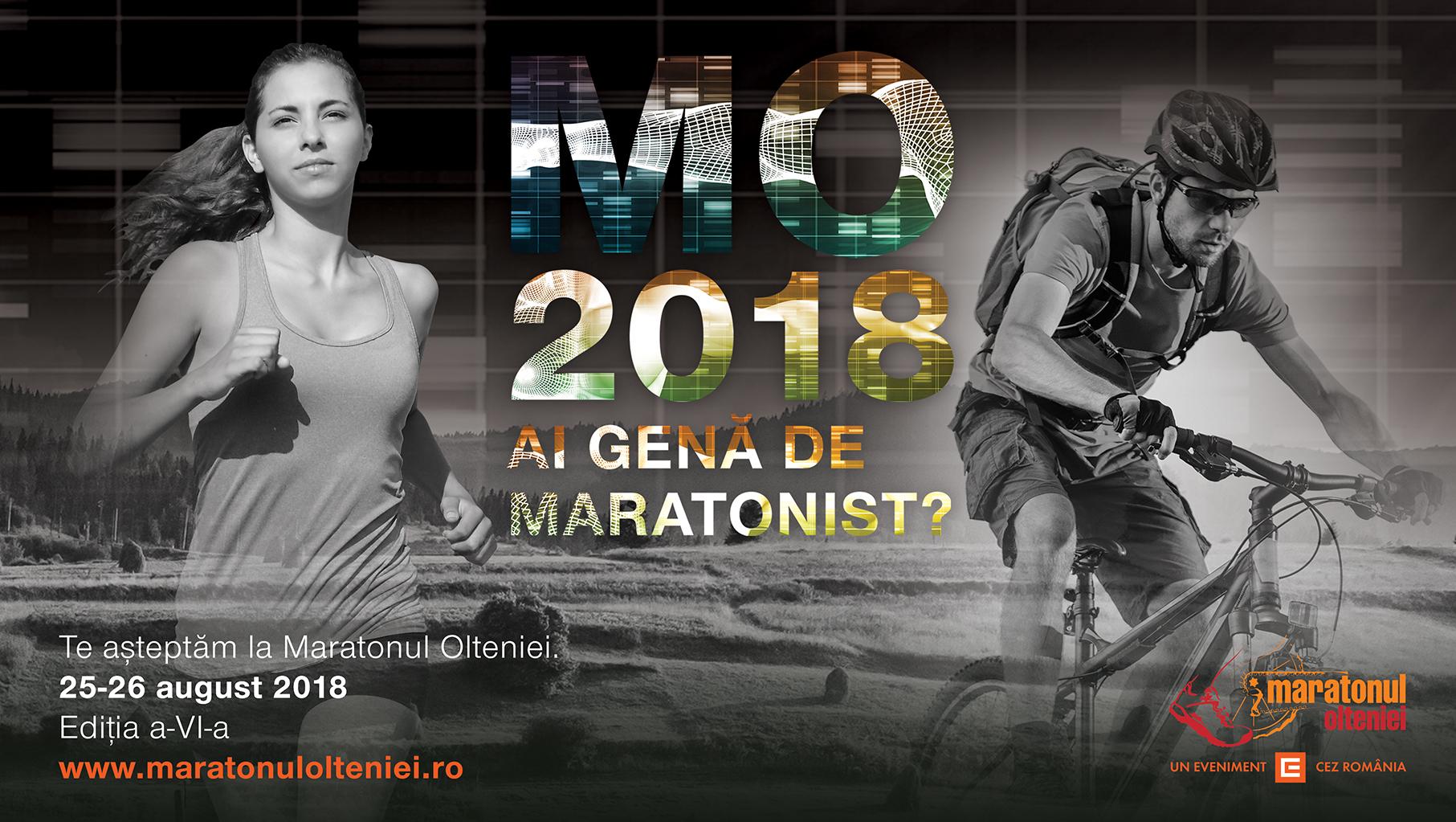 Maratonul Olteniei: ai genă de maratonist?