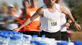 Hidratarea în competiții sportive