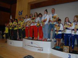 echipe feminin