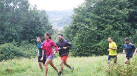 Recunoașterea traseelor de la Maratonul Olteniei