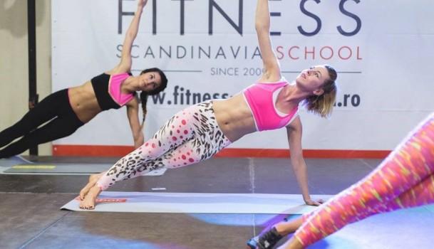 Convenția Internațională de Fitness 2019