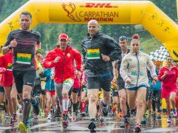 DHL Carpathian Marathon 2018_Start