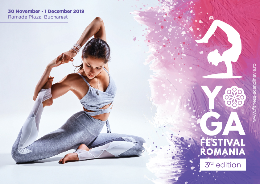 Yoga Festival 2019 se apropie!
