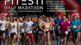 Se apropie Pitesti Half Marathon!