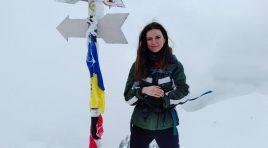 Andreea Retea, Andressa.ro: În perioada asta mi-am încărcat bateriile cu peisaje superbe
